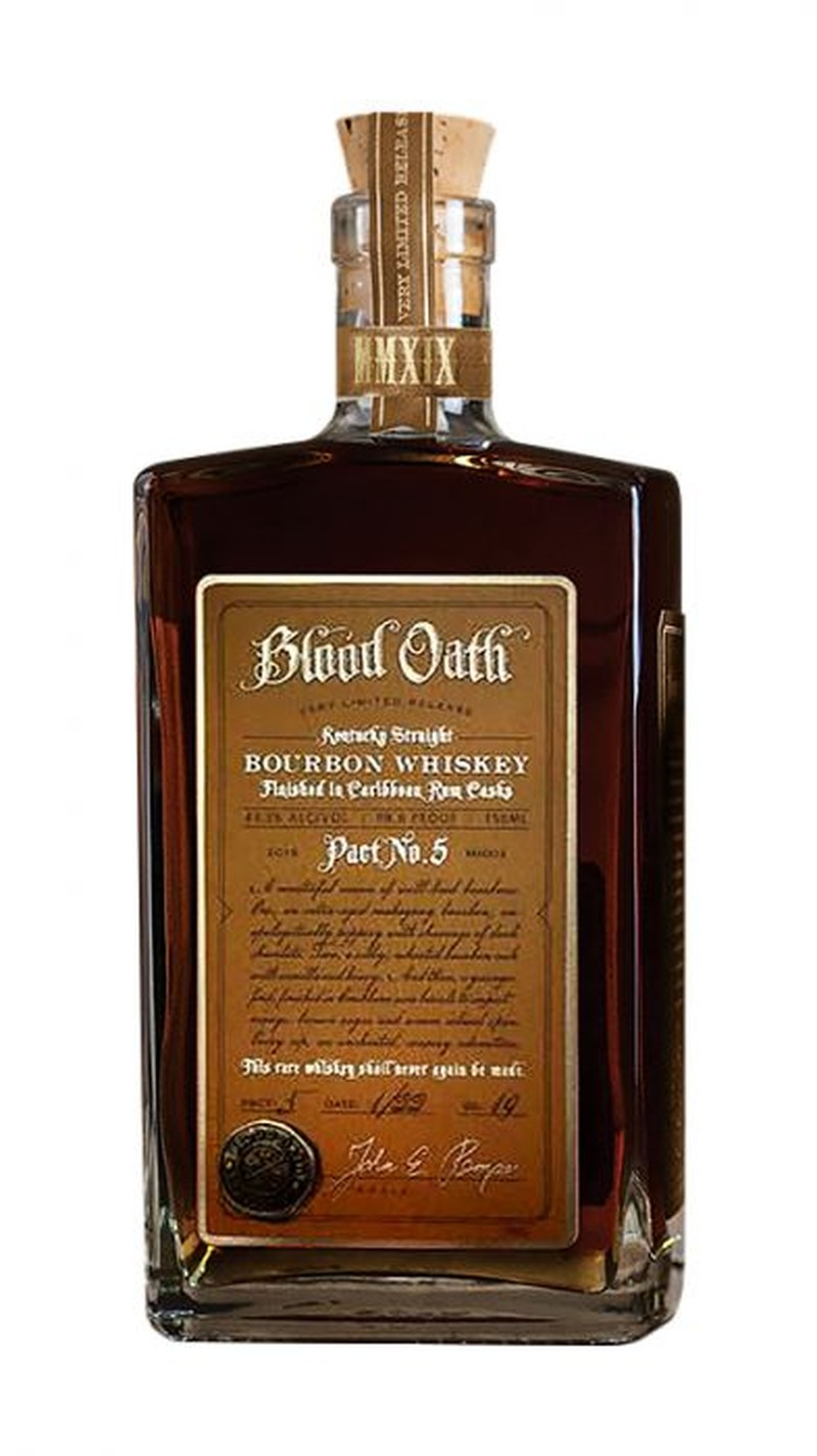BLOOD OATH PACT  #5 750ML