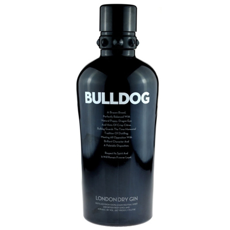 BULLDOG 88 PROOF 750ml