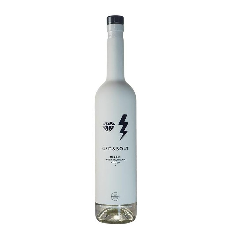 GEM & BOLT MEZCAL ARTESANAL 750ML