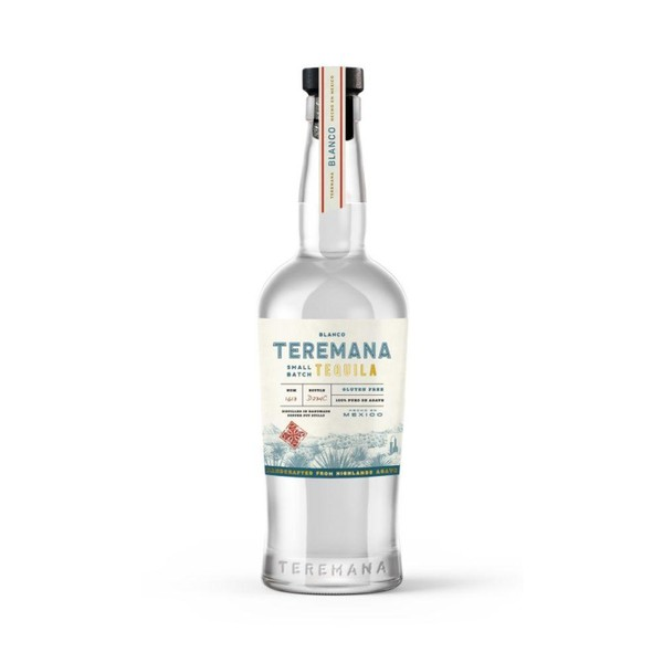 TEREMANA BLANCO  SMALL BATCH TEQUILA 750ML