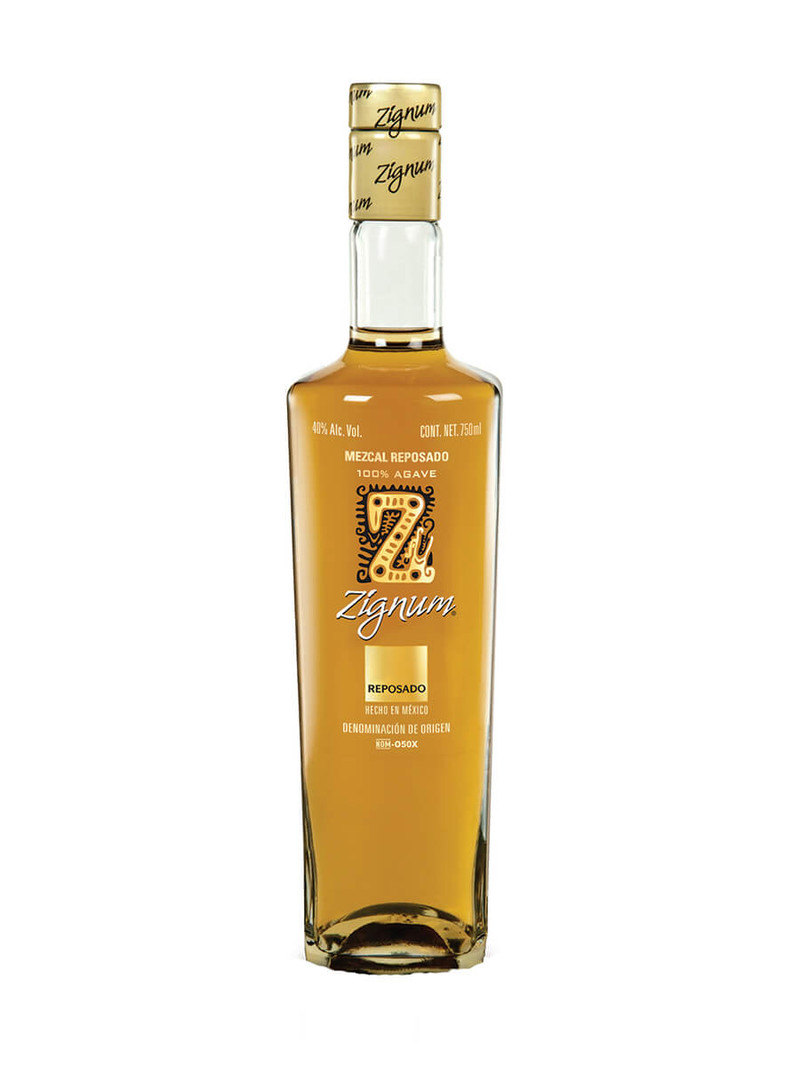 ZIGNUM REPOSADO TEQUILA  750ML