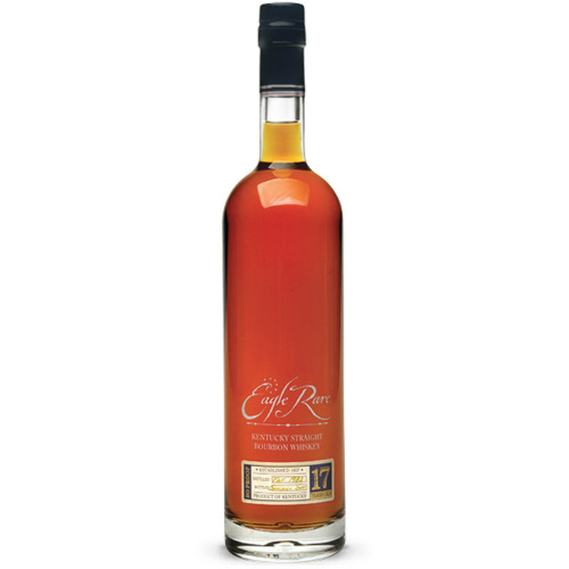 EAGLE RARE 17 YRS KENTUCKY STRAIGHT  750ml