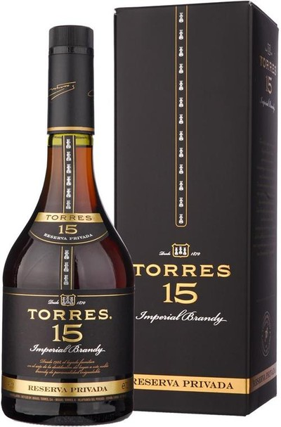 TORRES 15 PRIVADA RESERVA 750ML