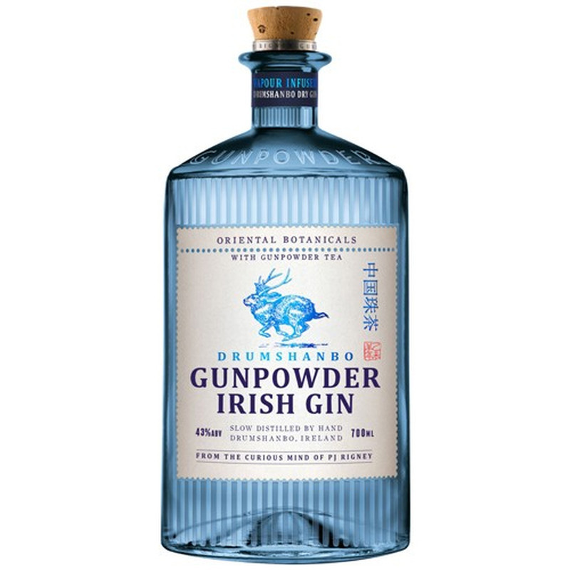 DRUMSHAMBO  GUNPOWDER  IRISH GIN