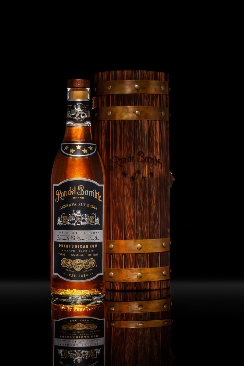 RON DEL BARRILITO RESERVA SUPREMA 750 ML