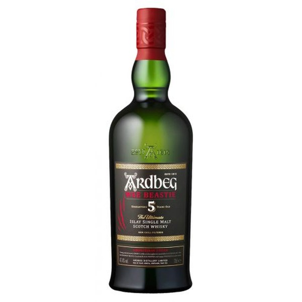 ARDBEG SMALT WEE BEASTIE  750ML