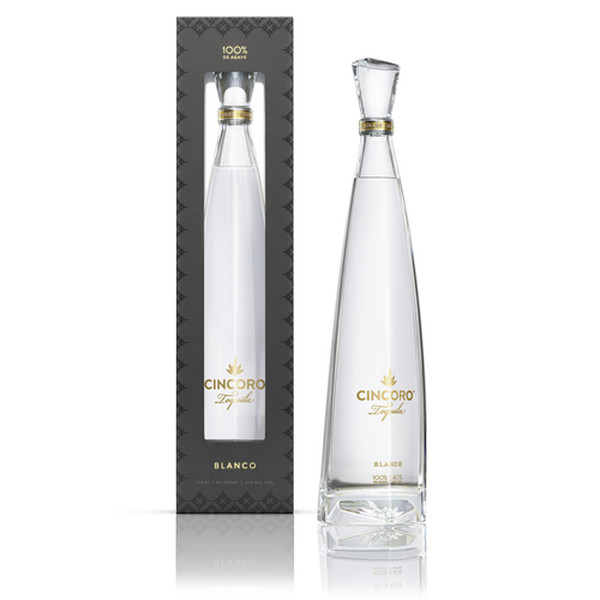 CINCORD TEQUILA  BLANCO 750ML