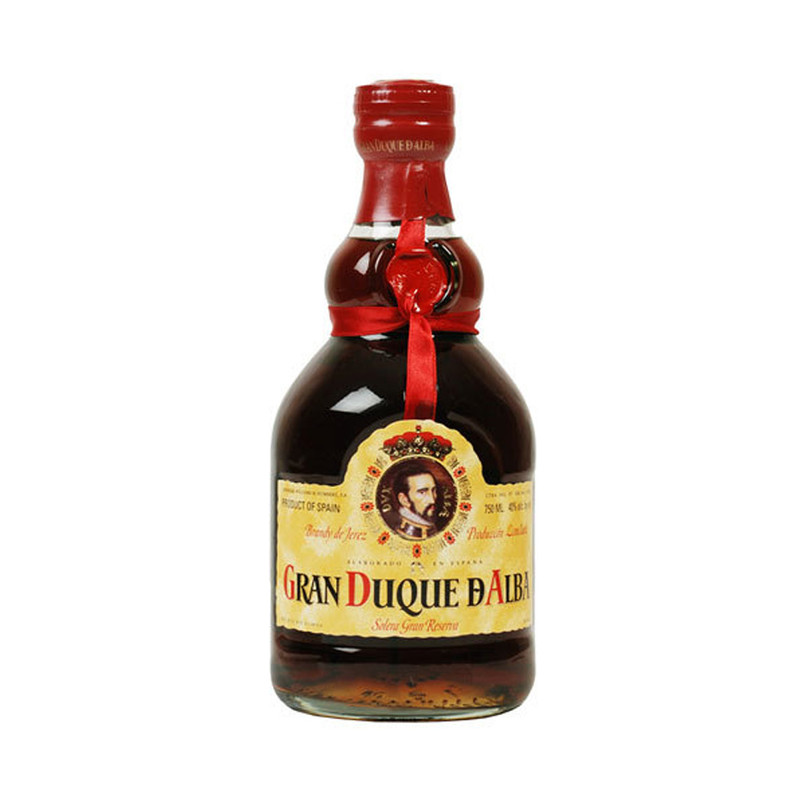 GRAN DUQUE DALBA  SOLERA  750ml