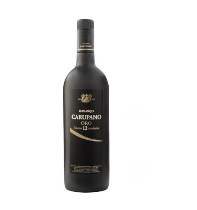 CARUPANO RUM EXCLUSIVA RESERVA 750ML