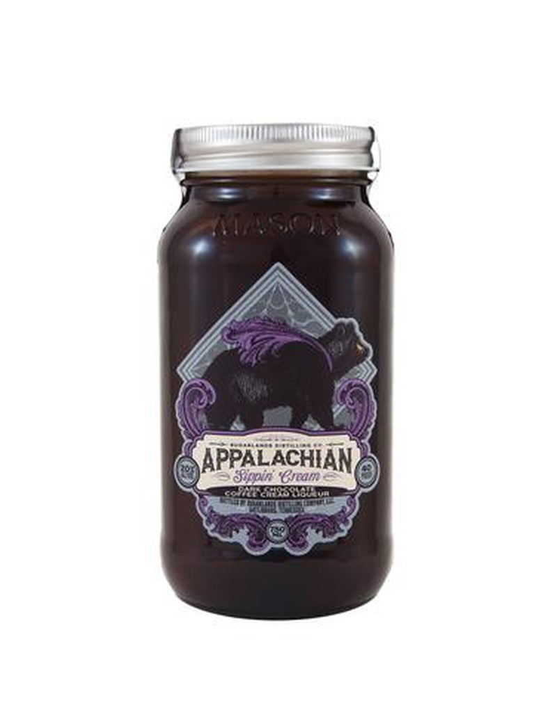 SUGARLANDS SHINE APPALACHIAN SIPPING DARK CHOCOLATE CREAM 750ML