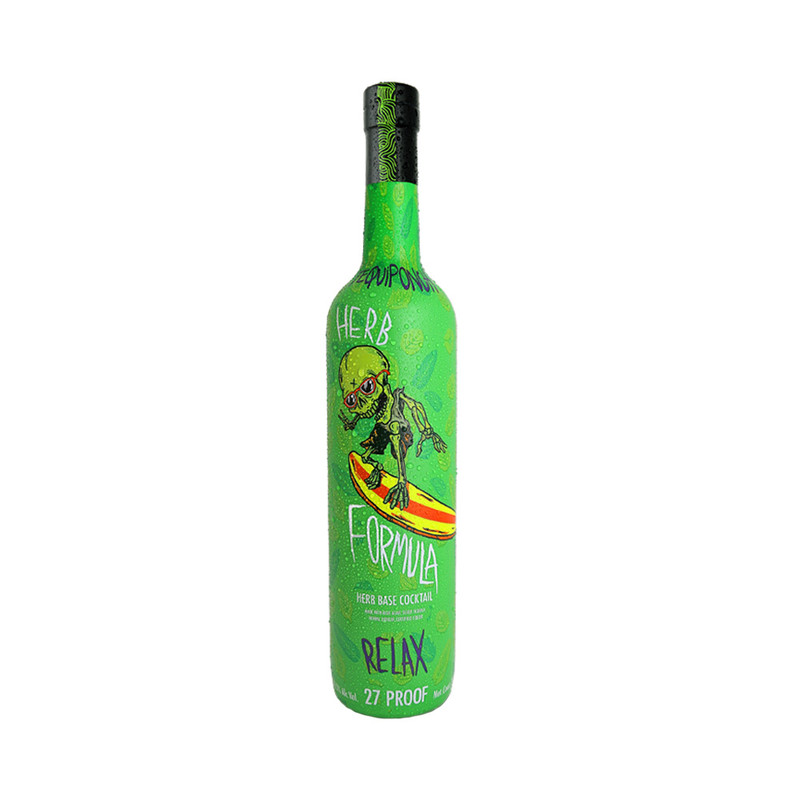 TEQUIPONCH HERB RELAX 750ml