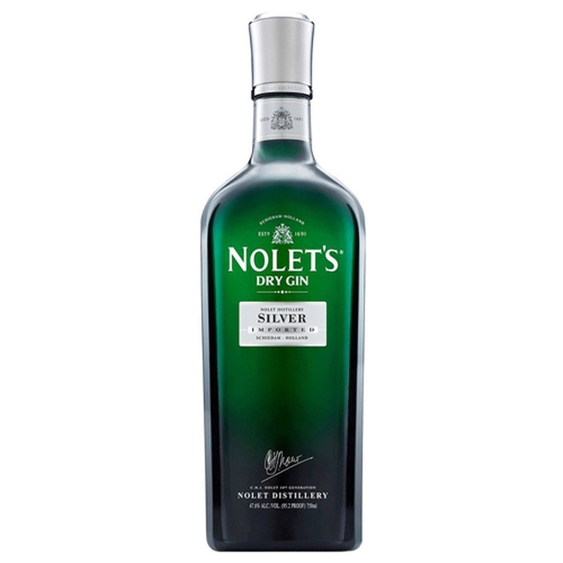 NOLETS DRY GIN DRY GIN SILVER 750ml
