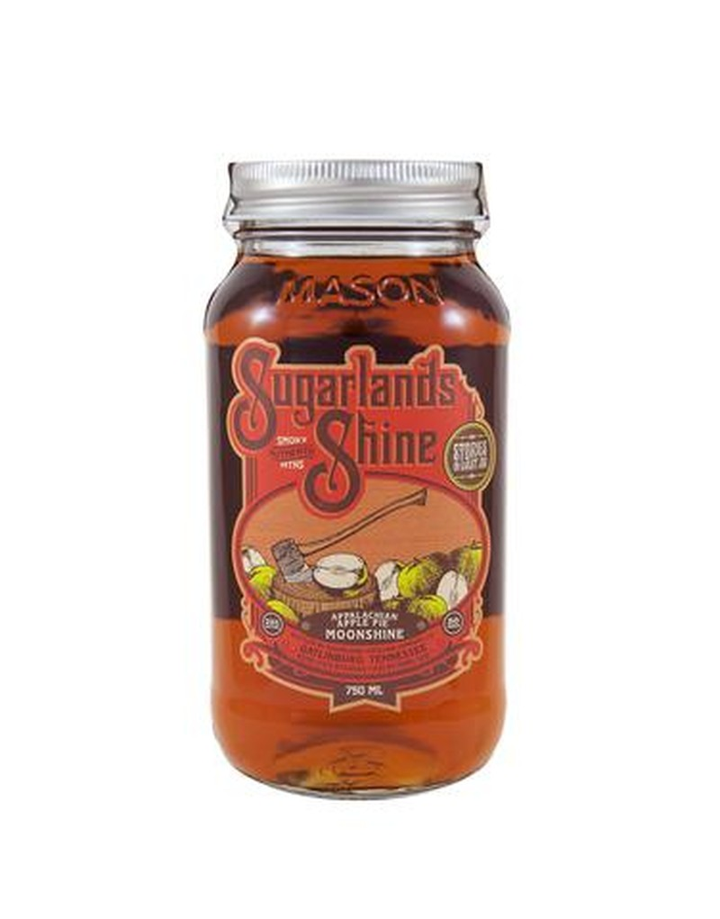 SUGARLANDS SHINE APPALACHIAN APPLE PIE 750ML