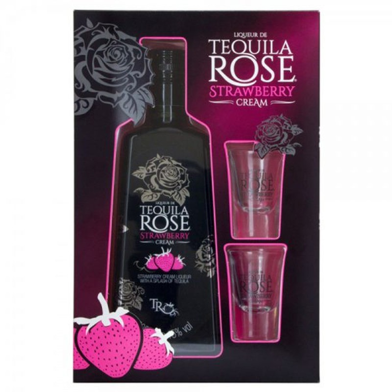 TEQUILA ROSE STRAWBERRY GIFT SET