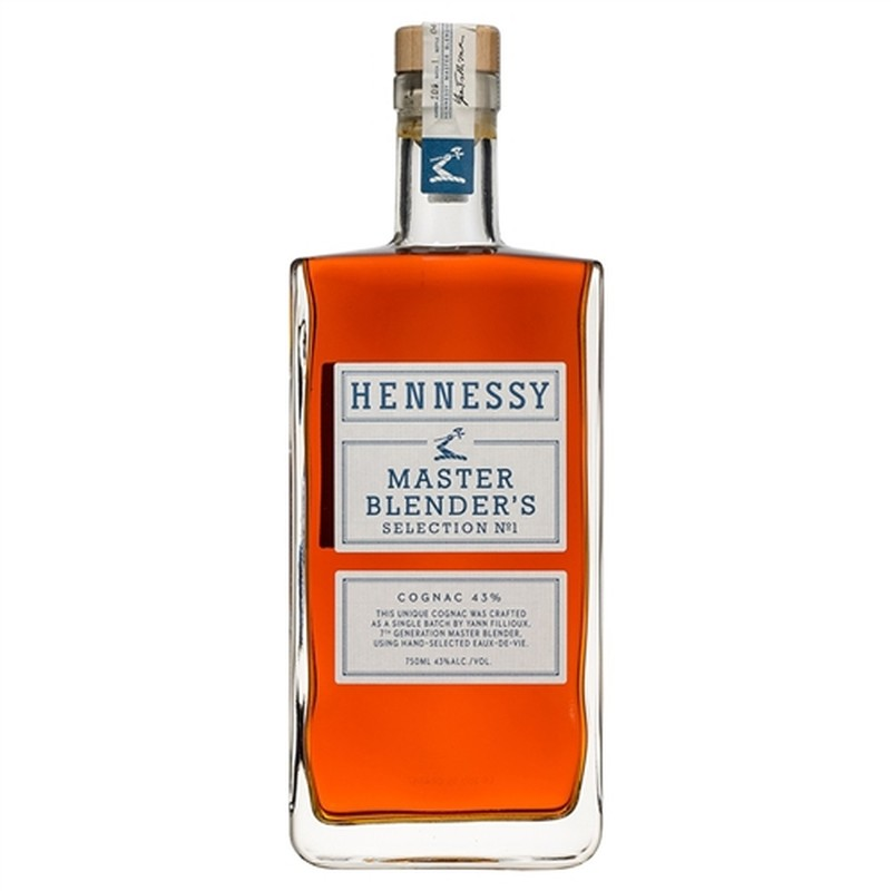 HENNESSY MASTER BLENDERS No1 750ml