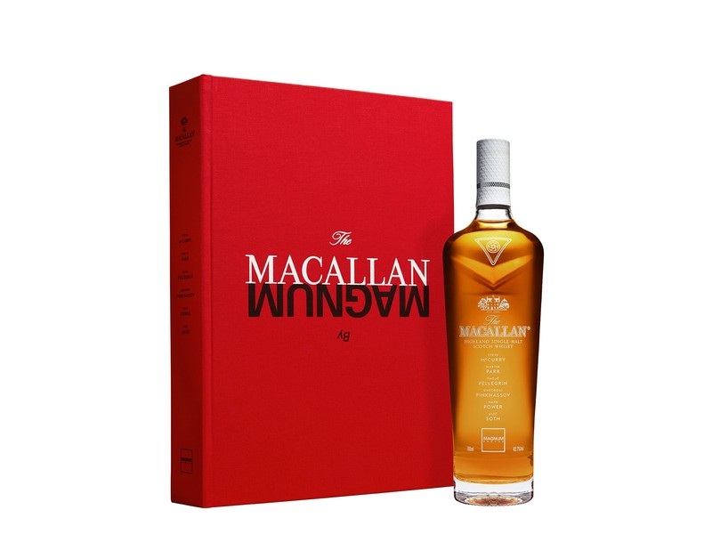 THE MACALLAN  MAGNUM MASTER OF PHOTOGRAPHY 6th EDITION