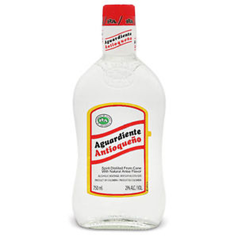 AGUARDIENTE  ANTIOQUENO   750ml