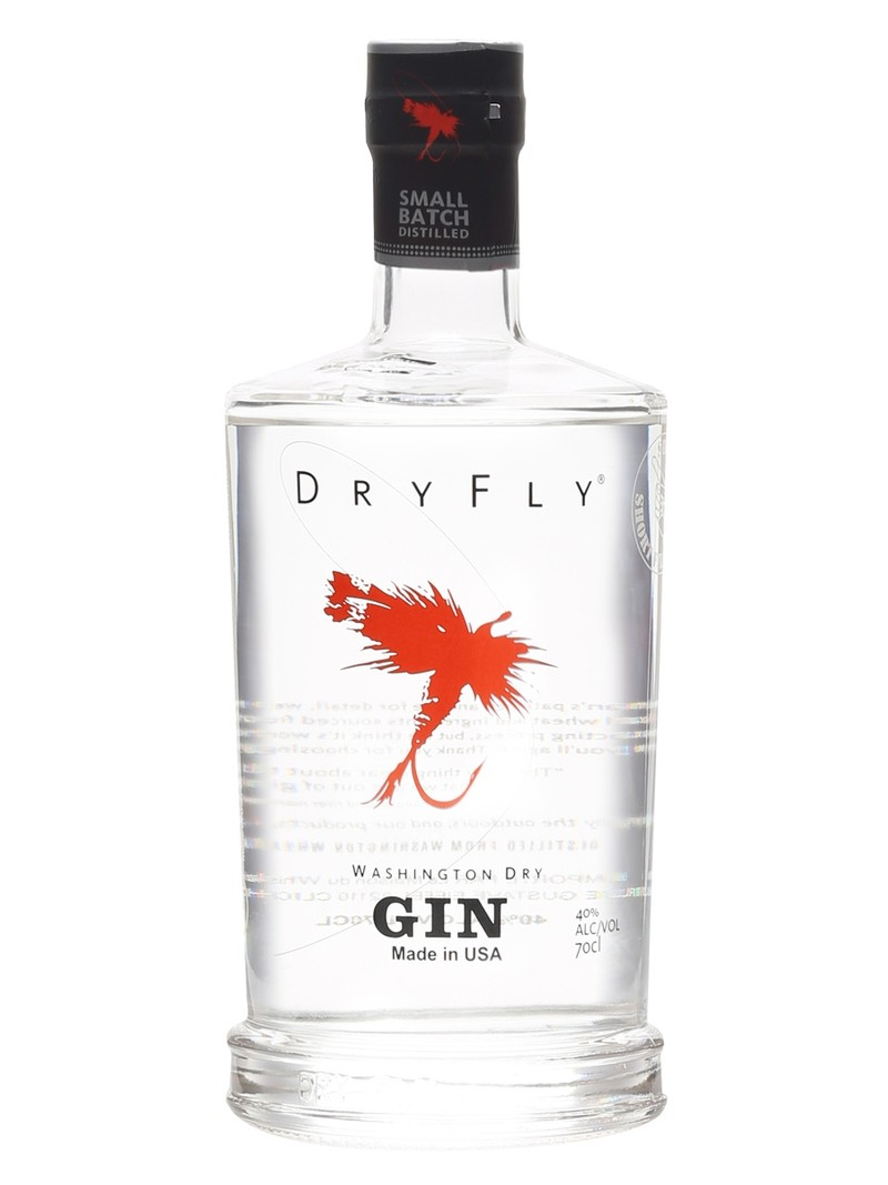 DRY FLY GIN 750ML