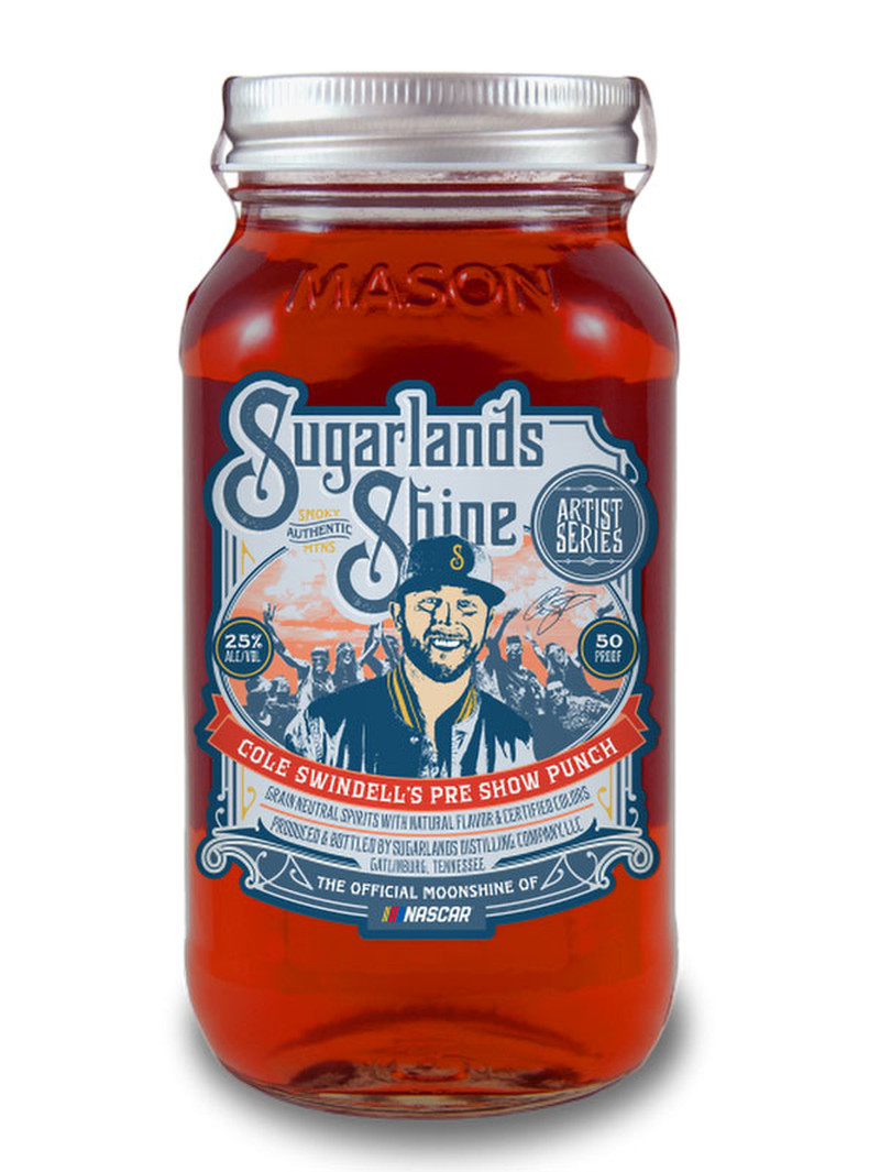 SUGARLAND SHINE COLE SWINDELL'S PRE SHOW PUNCH 750ML
