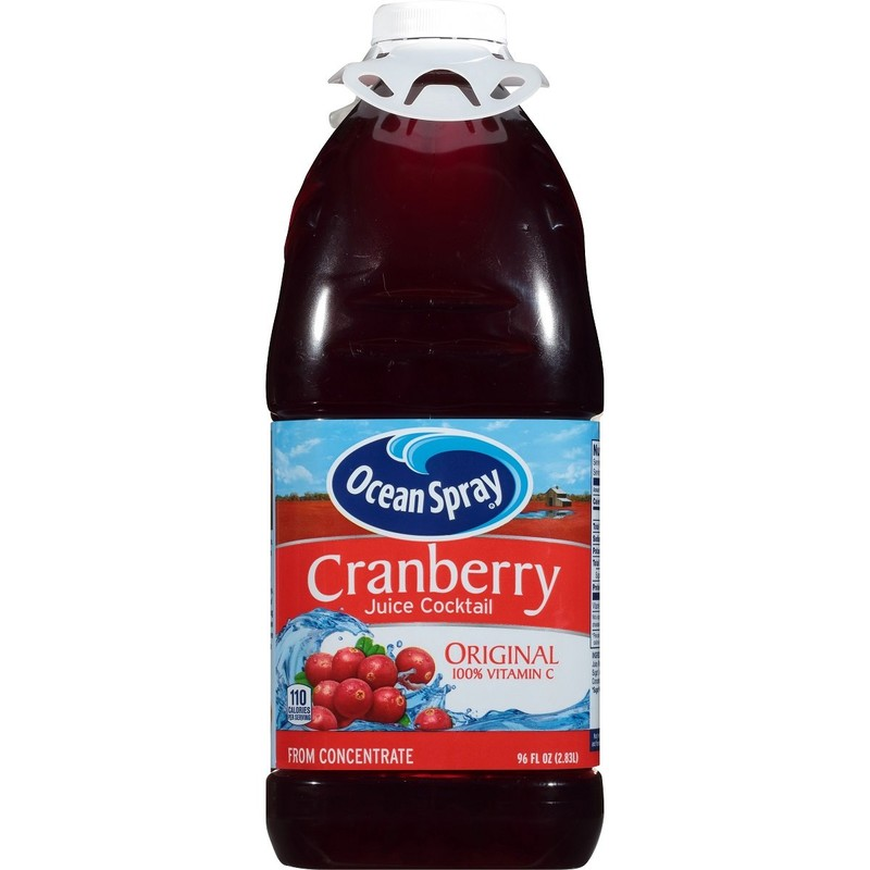 OCEAN SPRAY CRANBERRY  JUICE  96oz