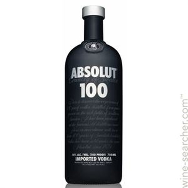 ABSOLUT 100 PROOF 750ml