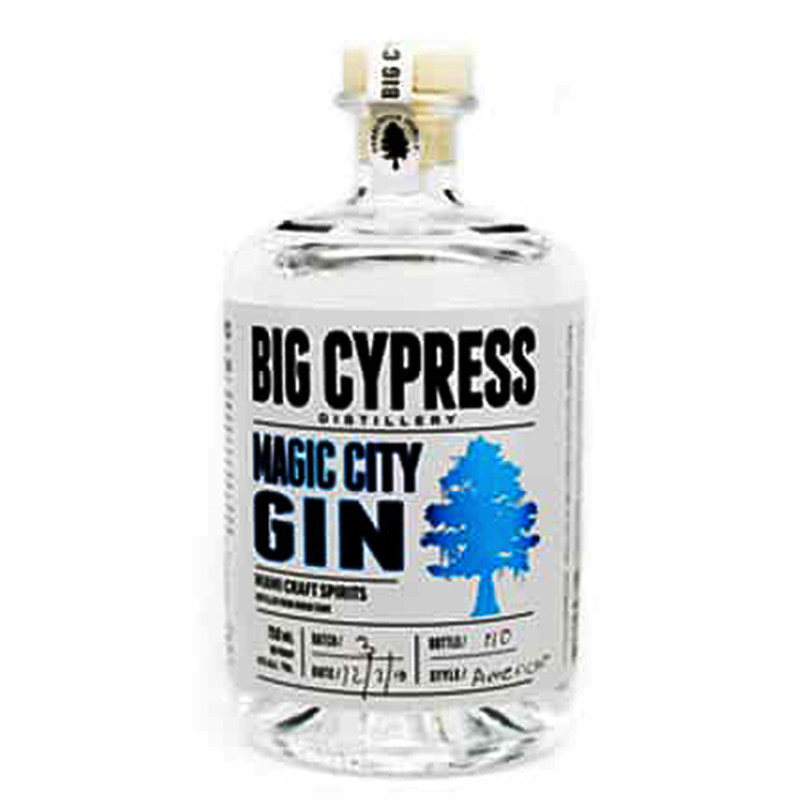 BIG CYPRESS MAGIC CITY GIN  750ml