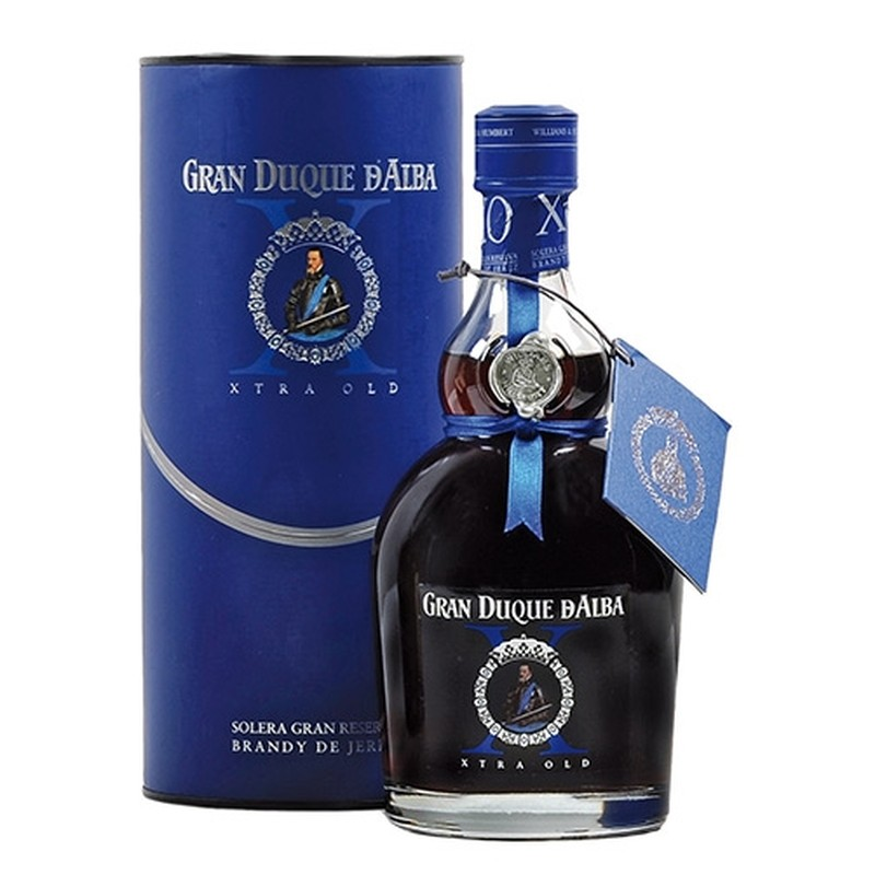 GRAN DUQUE DALBA  XTRA OLD   BRANDY  750ml
