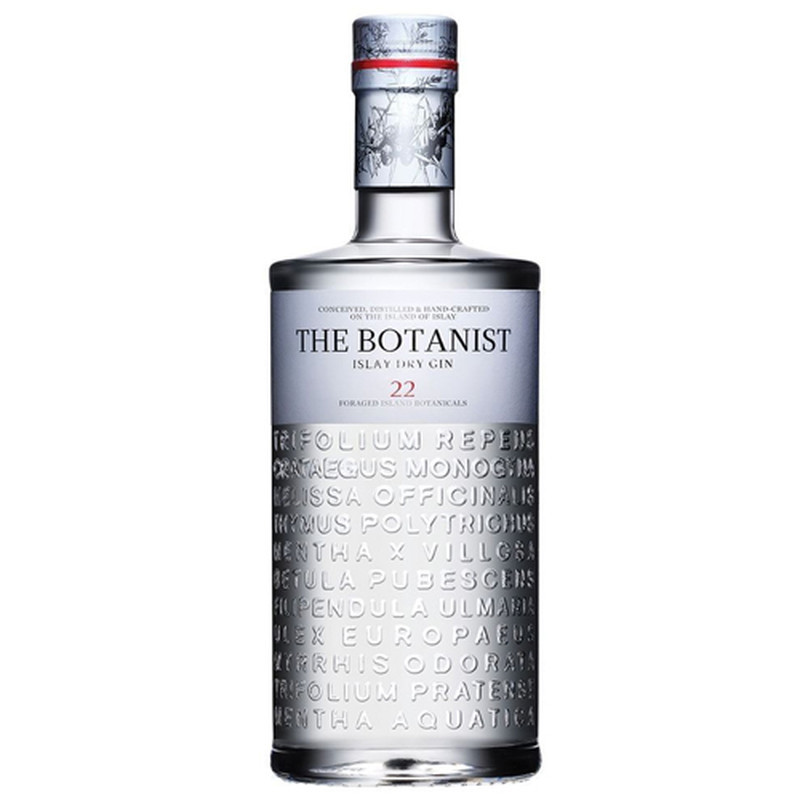 THE BOTANIST ISLAY DRY GIN 750ml