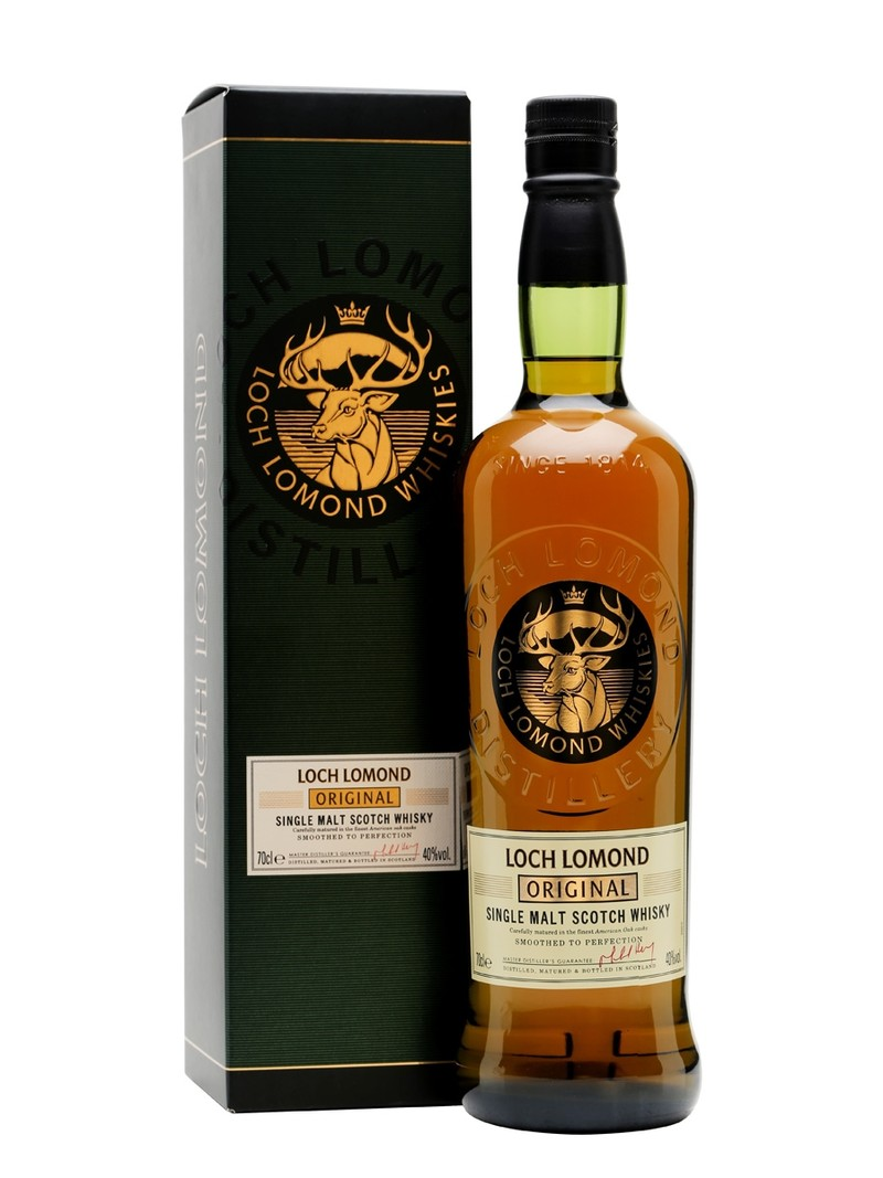 LOCH LOMOND ORIGINAL 750ML