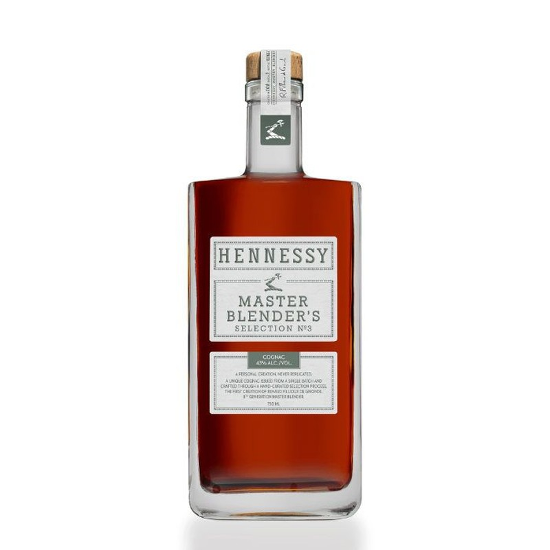 HENNESSY MASTER BLENDERS No3  750ml