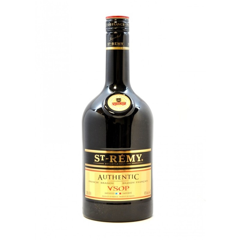 ST-REMY AUTHENTIC VSOP 750ml