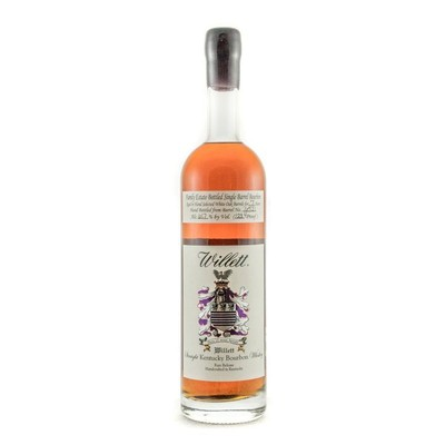 WILLETT FAMILY ESTATE 7YR 750ML No.5294  68.9%  137.8 PROOF