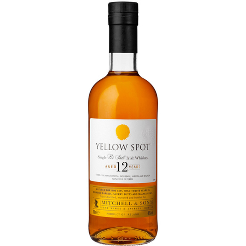 YELLOW SPOT AGED 12 YEARS 750ml