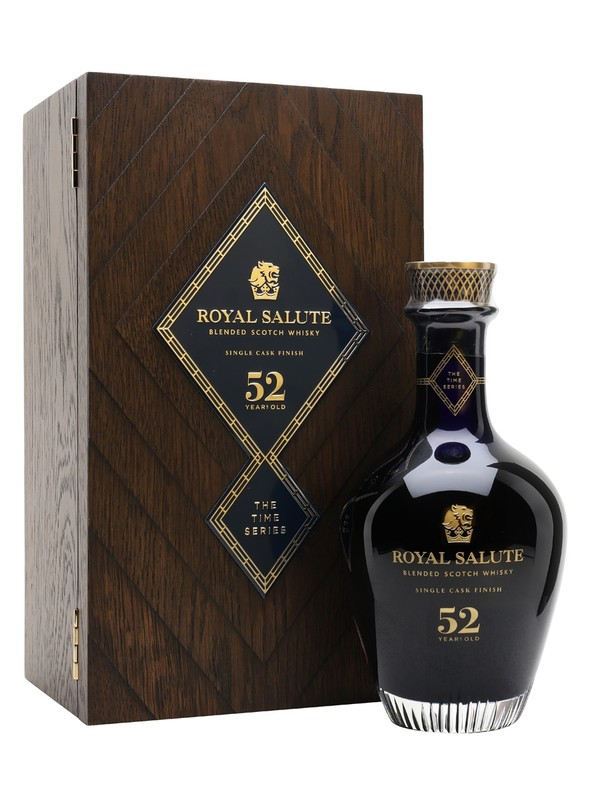 ROYAL SALUTE 52 YRS  750ml