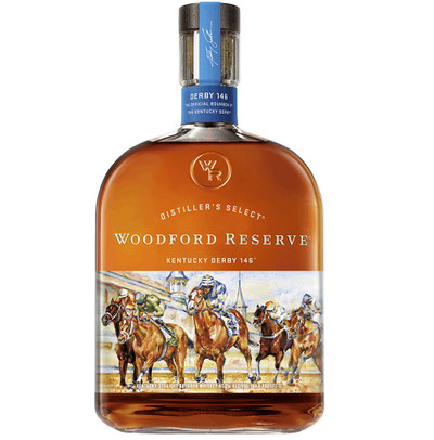 WOODFORD RESERVE KENTUCKY DERBY 146 1L