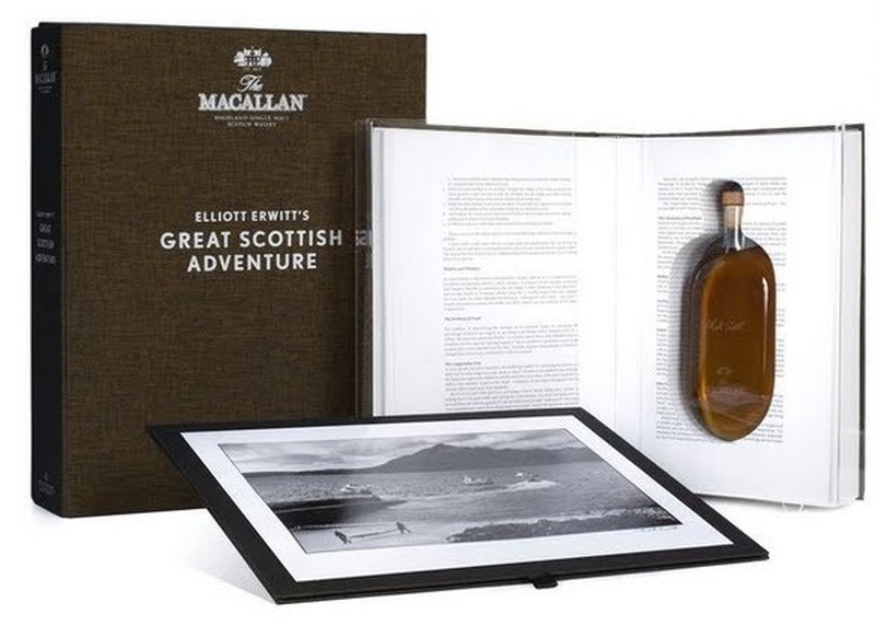 THE MACALLAN MASTER OF PHOTOGRAPHY ELLIOTT ERWITT  750ML