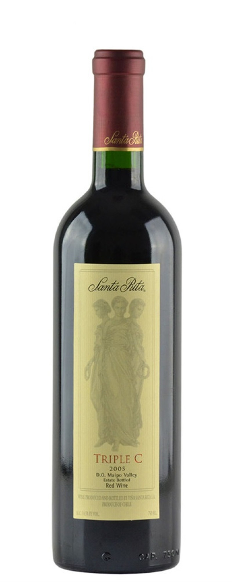 SANTA RITA TRIPLE C RED WINE 750ml